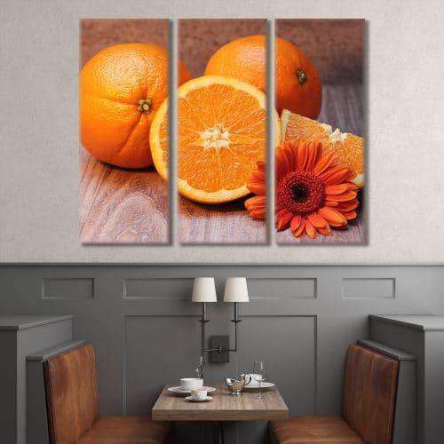 Sweet Oranges - Beautiful Home Décor | Unique Canvas