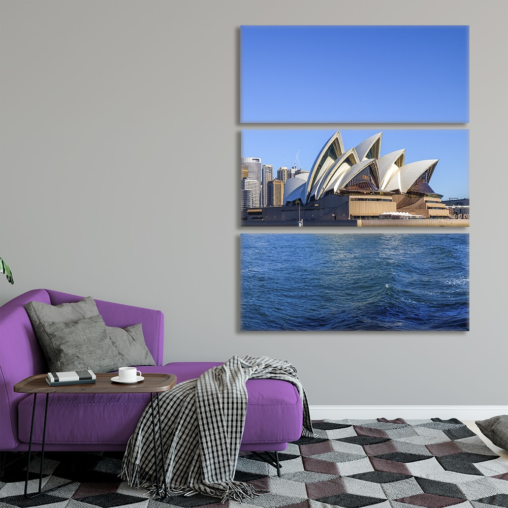 Sydney Opera House - Beautiful Home Décor | Unique Canvas